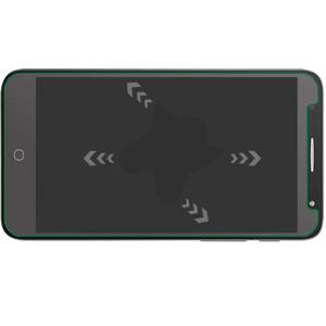 Para Alcatel Idol 5S Protetor de Tela De Vidro Temperado 9 D Dureza 2.5D Para Novo Iphone XR XS MAX X / 8/7/6 Mais Samsung J6 / J7 / J3 PRIME S8 / S7 / S6