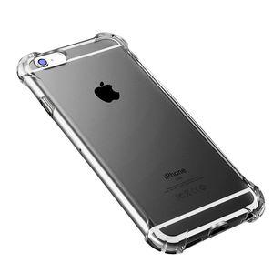 Ultra İnce Şeffaf Yumuşak TPU Telefon Kılıfı tasarımcı telefon kılıfları Temizle TPU Darbeye Koruyucu Kapak iphone XS MAX XR 5 6 7 8 S PLUS X