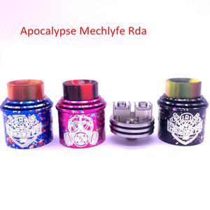 Squonk bf rda Apocalypse Mechlyfe Rda-Zuckerwatte Schwarz Blau Rosa untere Einzugsschiene Teil günstigster Preis