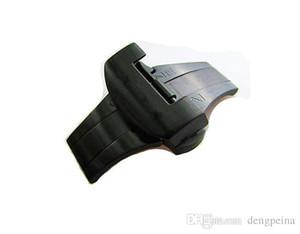 22mm 새로운 고품질 스테인레스 스틸 블랙 스크럽 배포 솔리드 더블 버터 플라이 버클 손목 밴드 스트랩 걸쇠 Panerai 들어
