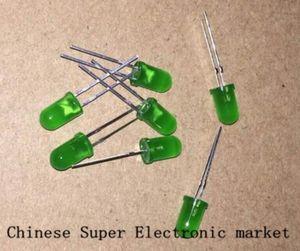 Led diffuso verde da 5mm a 100 LED