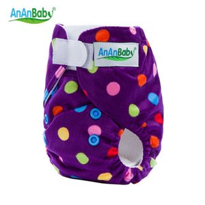 Anaby Newbron Baby Cloth Diapers Tiny Charcoal Cloth Nappies Reusable diaper Waterproof Washable Nappy 3-5kg HA035