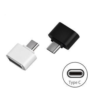 Type C USB 3.0 OTG Adapter Type-C Male to Female USB OTG Converter for App 5s plus 4C Samsung S8 Nexus 6P