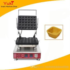 NP-837 Kommerziellen 30 stücke Quadratisch Tartlet Shell Maker Käse Tartlet Shell Maker Elektrische Ei Tart Making Maschine