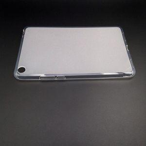 10PCS 소프트 TPU 뒤 표지 샤오 미 Mipad4 플러스 미 패드 4 플러스 Mipad 4 플러스 태블릿 + 스타일러스 펜을위한 울트라 씬 케이스