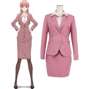 Wotaku ni Koi wa Muzukashii Love is Hard for Otaku Momose Narumi Outfit Cosplay Costumes