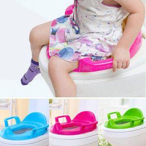 أطفال طفل مقعد المرحاض قعادة حمام مقعد التدريب وسادة وسادة وسادة مقعد وسادة 2018 جديد وصول عالية الجودة