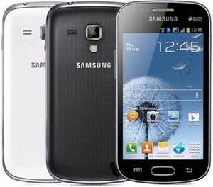 Original desbloqueado Samsung GALAXY Trend Duos S7562i S7562 4.0Inch 4G ROM Android 3G WCDMA restaurado Teléfono