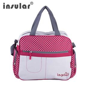 INSULAR Fashion Hobos Women Diaper Bags Ladies Brand Mummy Maternity Nappy Handbags Spring Casual Tote Bag Big Shoulder Bags