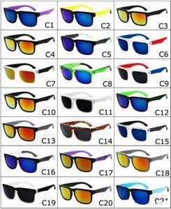 HOT Brand Designer Spied Ken Block Helm Sunglasses Fashion Sports Sunglasses Oculos De Sol Sun Glasses Eyeswearr 21 Colors Unisex Glasses