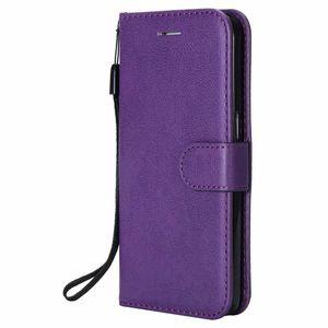 Funda billetera para Samsung Galaxy S7 Flip cubierta posterior de color puro de cuero de la PU bolsos del teléfono móvil Coque Fundas para Samsung Galaxy S7 Edge
