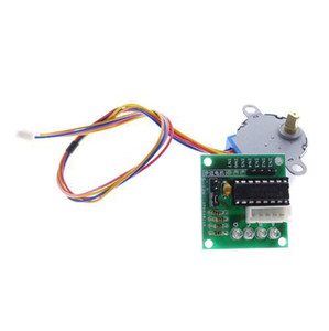 1LOT 5V 4-Phase Stepper Step Motor + Driver Board ULN2003 with drive Test Module Machinery Board for arduino Raspberry pi kit