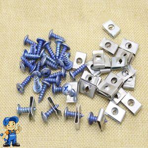 Roller Elektrofahrzeugteile Kunststoffteile Schrauben, Gehäuse selbstschneidende Schrauben, selbstschneidende Clips, selbstschneidende Schrauben