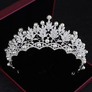 Corona coreana di alta qualità corona di diamanti corti super-diamante di alta qualità corona di diamanti accessori abito abito da sposa