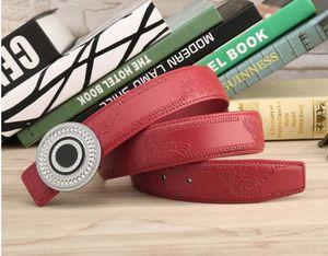 HOT 2018 Nuevos Hombres de la Llegada Gran Hebilla Diseñador cinturones Correa de Cuero Negocio Correa Para Hombre Correa de Alta Calidad y Lujo Cummerbund