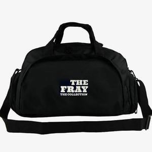 La bolsa de lona Fray Isaac Slade asas pop Toma mi mano banda de rock hombro mochila de equipaje Música Deporte lona paquete de honda al aire libre