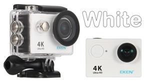 Action Kamera Deportiva Original EKEN H9 H9R Fernbedienung Ultra HD 4K WiFi 1080P 60fps 2.0 LCD 170D Sport gehen wasserdichte Pro-Kamera