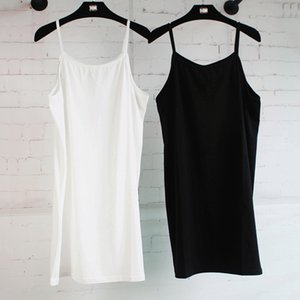 Summer Women Clothes Solid Sleeveless Shirt Cotton Camisole Female Elasticity Vest Tops 161