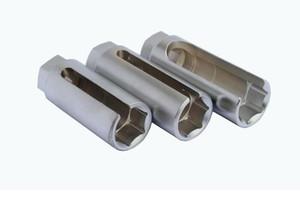 Япония тип кислородный датчик торцевой ключ кислородный датчик инструмент для удаления двигателя зачистки автомобиля экстрактор инструмент 22 мм*90 мм L*1/2 DR