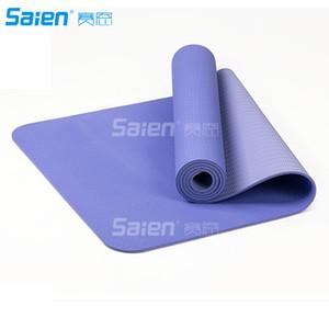 6 мм TPE йога коврик с перевозкой ремень экологически чистые фитнес-тренажеры