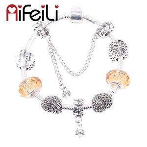 Aifeili elegante e requintado de alta qualidade presente preferido diy adequado para mulheres pulseira jóias glamour tendência europeia