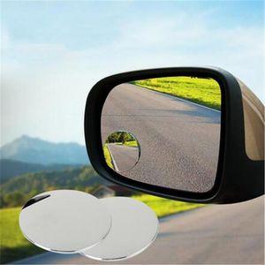 360 바람 각도 맹점 거울 자동차 사이드 미러 블라인드 스폿 미러 DHL 무료 배송