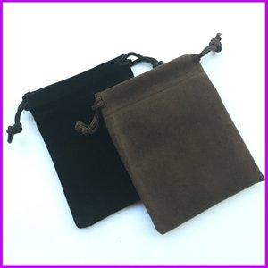 M * K mektup logosu pamuk takı çantası Takı Torbalar earing bilezik kolye Takı Ambalaj çanta