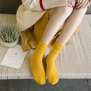 New tide heap socks women Korea autumn winter women sock Japanese and Korean version of socks college style stockings