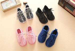 2018 Eur 21-25 Niños Casual Shoes With Light Led Kids Sneaker Girls Tenis Deportes Transpirable Boys Light Baby Shoes Kids Shoes
