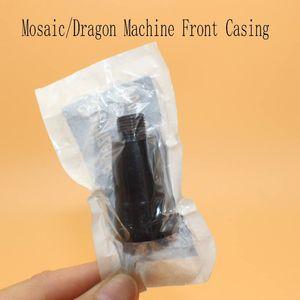 Envío gratis 10 unids carcasa frontal para profesional Dragon Tattoo Machine Accessories Components Parts