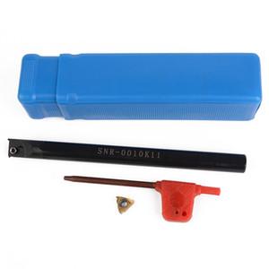 Anahtarı İçin Torna Threading Araçları ile Bar 11IR A60 Carbide Insert Sıkıcı Aracı Tutucu Torna