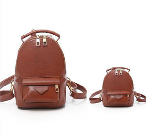 2020 summer new arrival Fashion Print backpack school bag unisex backpack student bag female travel mini BACKPACK