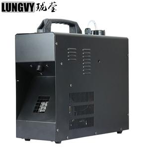 Envío gratis 1500 W Mist Haze 2L tanque capacidad humo niebla máquina con DMX512 luces remotas etapa