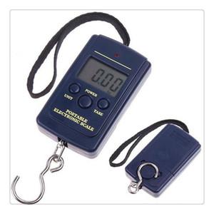 الجملة اكسسوارات الصيد الصيد مقياس 20 جرام 40 كيلوجرام الرقمية شنقا الأمتعة وزن مقياس مطبخ الموازين أدوات الطبخ نماذج إلكترونية