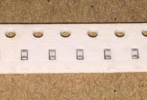 200pcs 0603 5V 0.15PF 300V ULCE1005A015FR SMD SMT Varistor