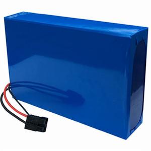 Batería de litio de 72W 20AH 20AH batería de e-Bike 72V 20AH de la marca de alta potencia del envío libre Utilice 50A BMS y 4A cargador