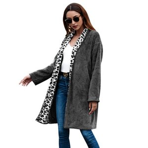 Women's explosions sweater 2018 autumn and winter Europe and the new long sweater sweater jacket free shipping
