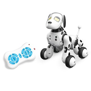 9007A 2.4G Wireless Remote Control Smart Robot Dog Kids Toy Intelligent Talking Robot Dog Toy Electronic Pet Birthday Gift