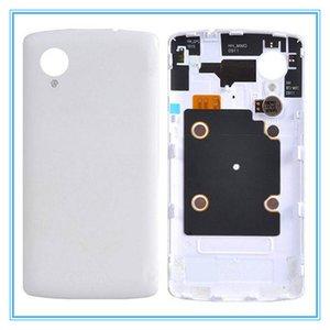 Для LG Google Nexus 5 D820 D821 крышка батарейного отсека задняя дверь корпус для LG NEXUS 5 батарейный отсек задняя крышка запасные части