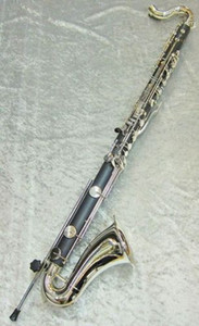 New Arrival JUPITER JBC1000N High Quality Bass Clarinet Black Tube Clarinet B Flat Brand New Instruments Musical Instrument With Case