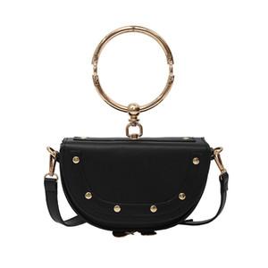 2018 Neu Heißer Verkauf Klassischen Stil Mode Flap bags frauen Ringe einkaufstasche Umhängetaschen Lady Totes handtaschen geldbörse