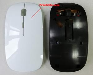 3D сублимации беспроводная мышь настроить DIY ваш дизайн машины