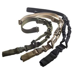 Adjustable Safety Rope Tactical Carrying Strap