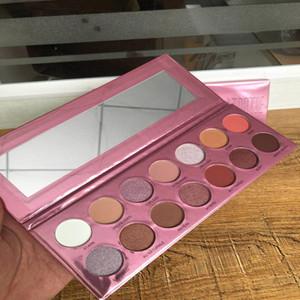 14 цветов Shimmer Matte Eyeshadow состава Laura Lee Los Angeles Nudie PATOOTIE Palette Наборы Eye Shadow Face Cosmetic Makeup Set