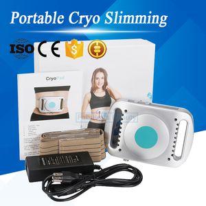 Новые Портативные Fat Freeze Slim Machine Cryo Форма тела для похудения Fat Freezing Вес Потеря домашнего использования Оборудование для салонов красоты
