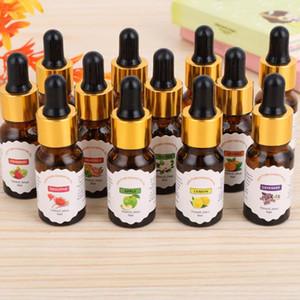10 ml Araba Doğal Bitki Temel Hava Nemlendirici Spreyi Suda Çözünür Parfüm Yağı Hava Fresher Kokuları Deodorantlar