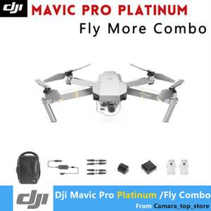 DJI Mavic Platinum 4K HD Kamera Fly mehr Combo Folding FPV Drohne Mit OcuSync Live View GPS GLONASS System RC Quadcopter DHL frei