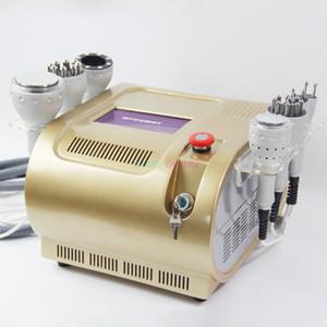 A melhor máquina ultra-sônica de venda do emagrecimento da cavitação do corpo do vácuo do RF do vácuo de 40K RF com sistema rápido do emagrecimento da cavitação