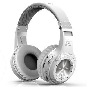 2019 Bluedio HT Беспроводная связь Bluetooth наушники BT 4,1 стерео Bluetooth гарнитуры встроенный микрофон для звонков