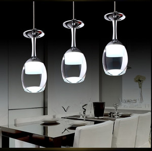 Lampadario a LED Modern Restaurant Pendant Light 5/9/16 Luci Acrilico 85V-240V Camera consigliata Sala da pranzo adatta, soggiorno